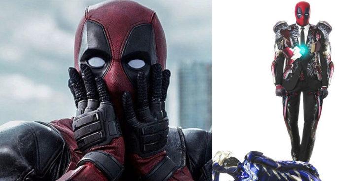 Un artiste imagine Deadpool en chacun des Avengers