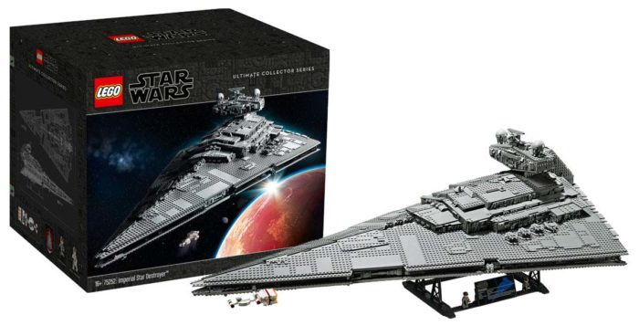 Les 5 plus grands ensembles LEGO Star Wars qui existent