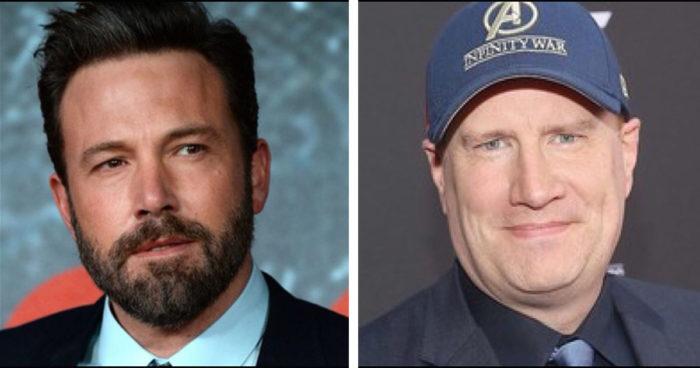 La star de Batman Ben Affleck dit que le patron de Marvel est le meilleur producteur de l'histoire