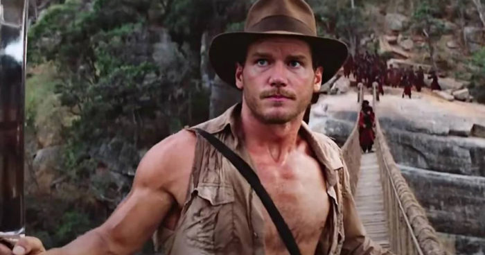 Harrison Ford pourrait passer le flambeau à Chris Pratt dans Indiana Jones 5