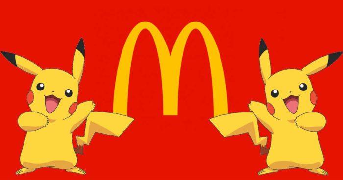 Le retour des cartes Pokémon chez McDonald's?