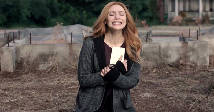 Elizabeth Olsen mérite un Emmy pour WandaVision