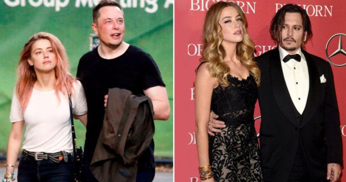 Elon musk assigné à comparaître dans l'affaire entre Amber Heard et Johnny Depp
