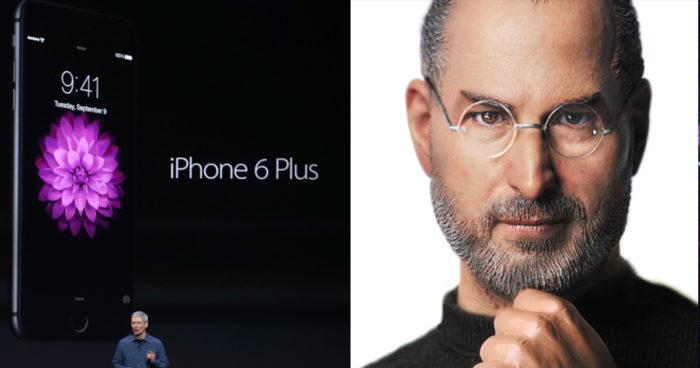 Pourquoi Apple affiche toujours l'heure 9h41 dans ses publicités?