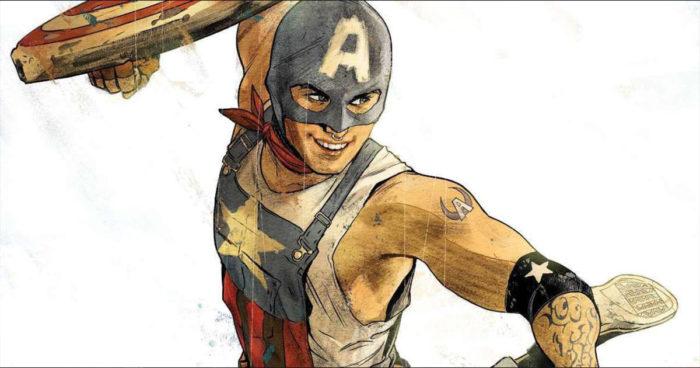 Une nouvelle série de comics mettra de l'avant un Captain America LGBTQ