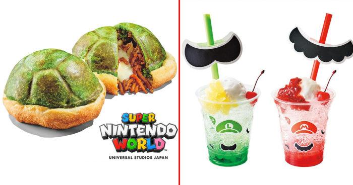 La nourriture que vous pouvez manger au parc d'attractions Super Nintendo World au Japon