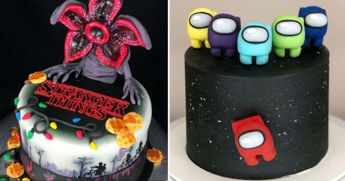 20 gâteaux incroyables qui s'inspirent de l'univers Geek
