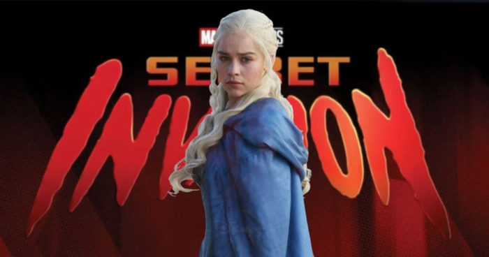 Emilia Clarke est en discussion finale pour rejoindre la série Marvel Secret Invasion