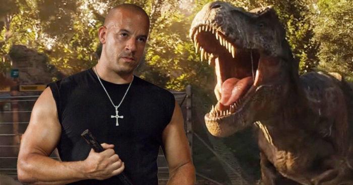 Le réalisateur de Fast & Furious ne dit pas non à un crossover Jurassic World