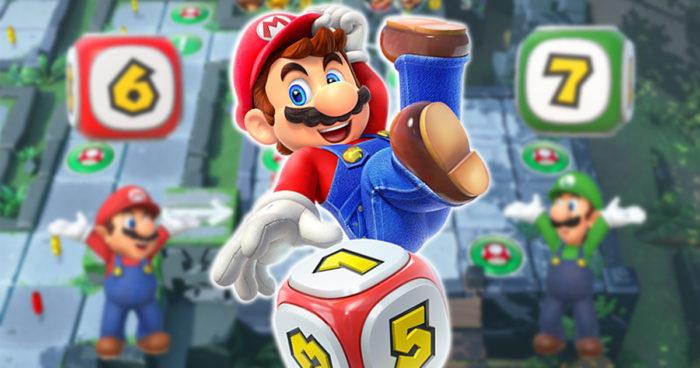 Deux ans après sa sortie, Super Mario Party possède maintenant son mode online
