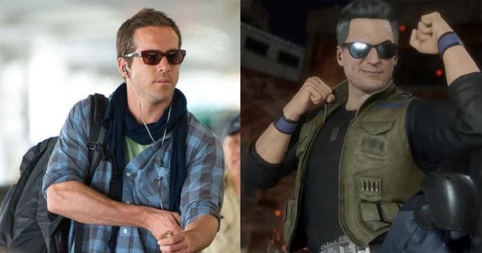 Les fans veulent voir Ryan Reynolds jouer Johnny Cage dans le prochain film Mortal Kombat