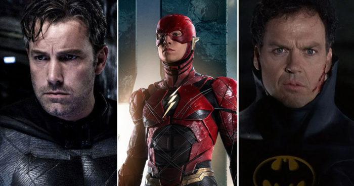 Michael Keaton va reprendre son rôle de Batman aux côtés de Ben Affleck dans le film Flash