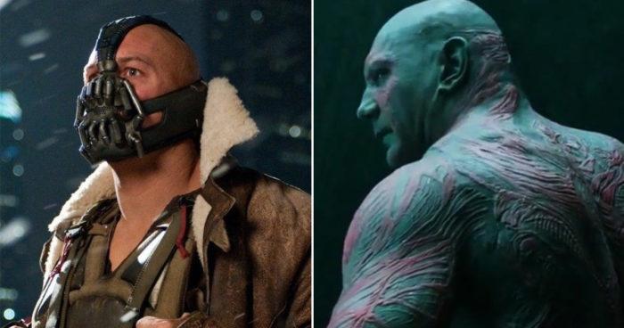 Dave Bautista a organisé une réunion avec DC pour jouer le personnage de Bane