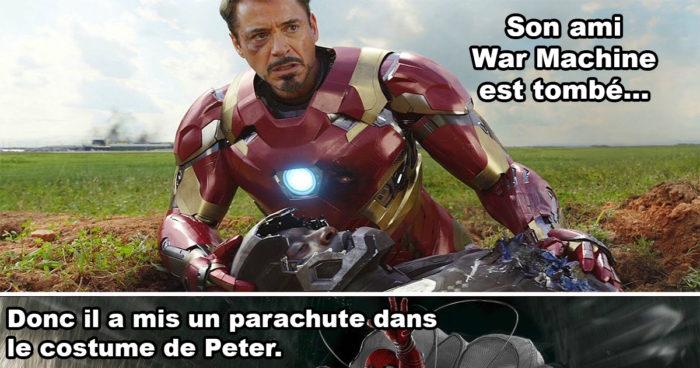 Tony a appris de ses erreurs…