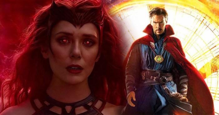 Au départ, Docteur Strange devait apparaître dans l'épisode final de WandaVision
