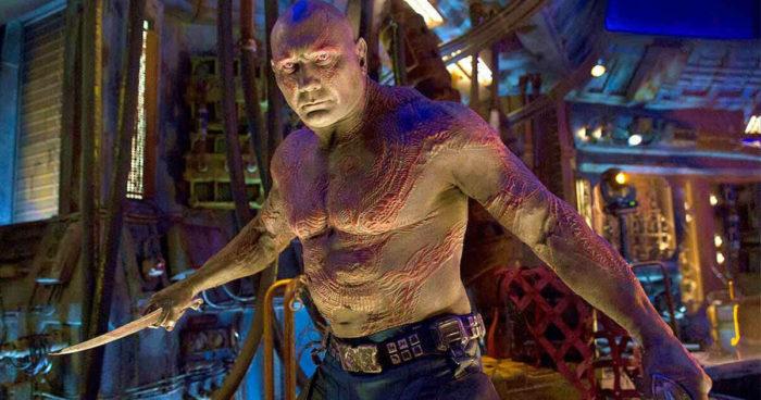 Les Gardiens de la galaxie 3 pourrait signer « la fin de Drax »