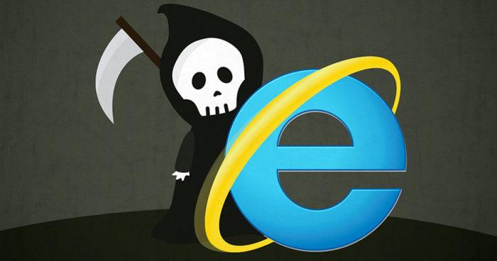 Microsoft va officiellement tuer Internet Explorer l'année prochaine