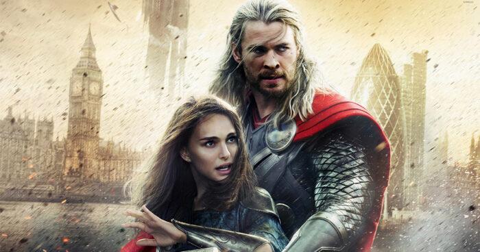 Love and Thunder: Un premier aperçu de l'armure de Thor de Jane Foster