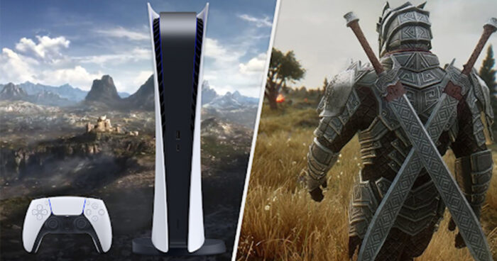 The Elder Scrolls 6 ne va certainement pas sortir sur PlayStation