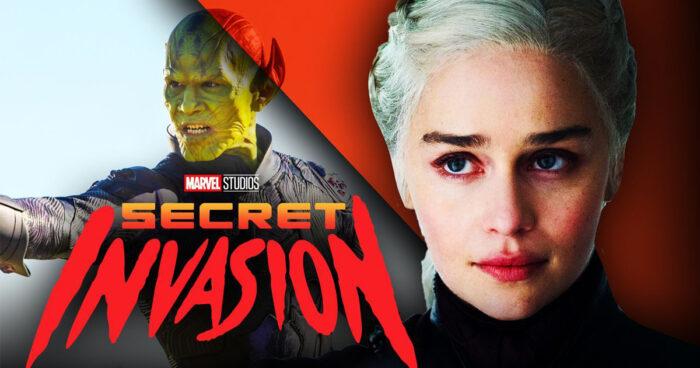 Emilia Clarke se dit être prête à passer la prochaine décennie chez Marvel