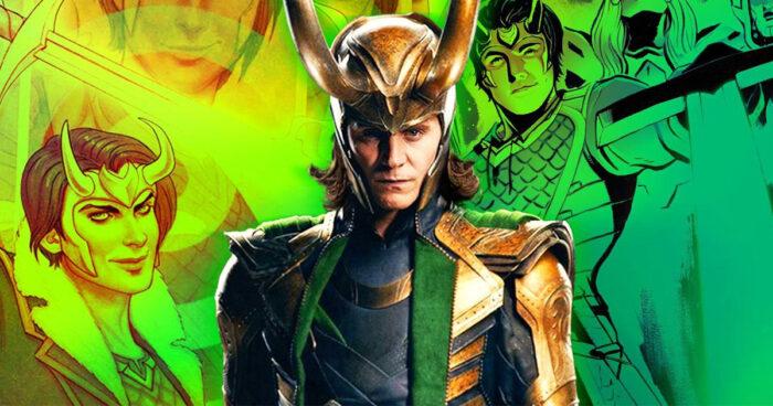Marvel dévoile que Loki est désormais officiellement un personnage non-binaire dans le MCU