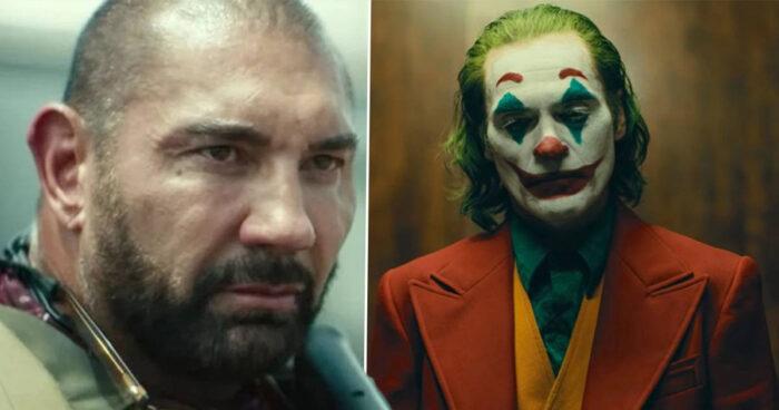 Dave Bautista veut faire un film Bane dans le même style que celui du Joker