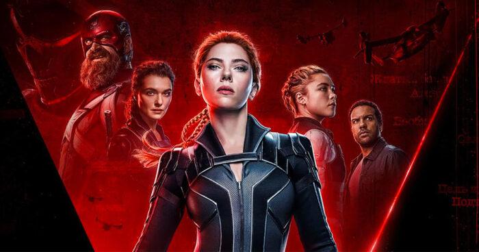 Les premières réactions du film Black Widow sont arrivées