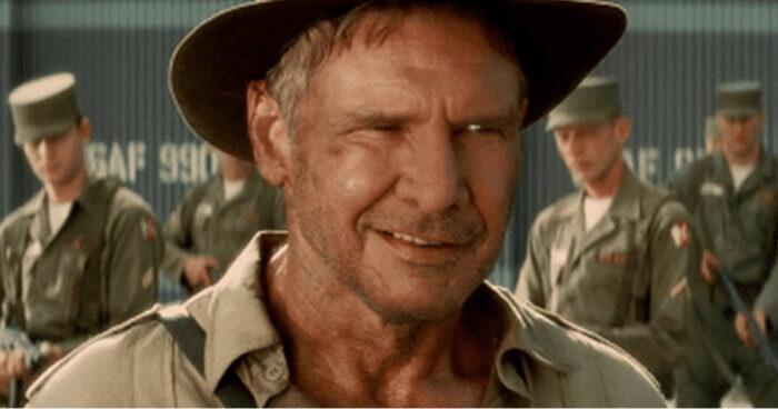 Harrison Ford s'est blessé sur le tournage d'Indiana Jones 5